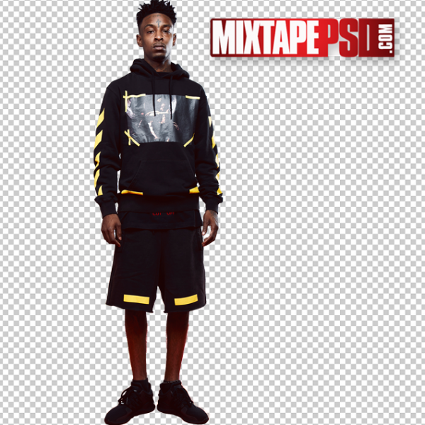 21 Savage Cut PNG