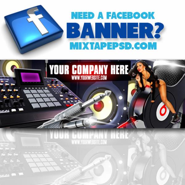 Facebook Banner Template 5