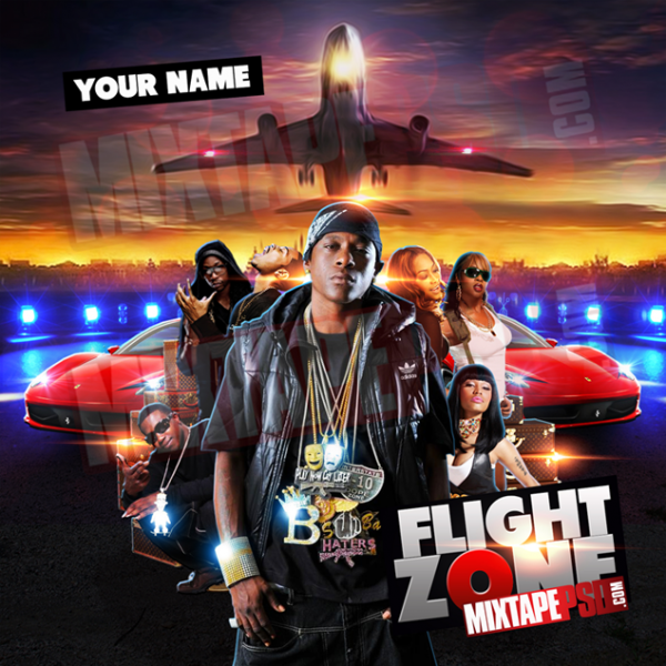 Mixtape Template Flight Zone