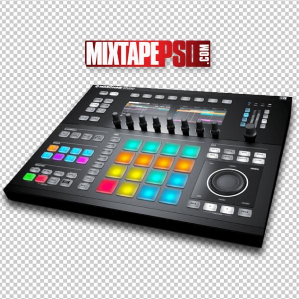 Beat Machine Studio PNG