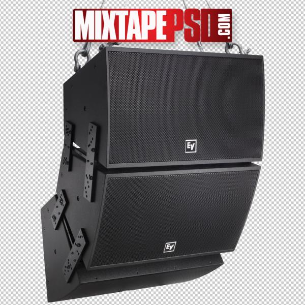 Black Club Speakers 10