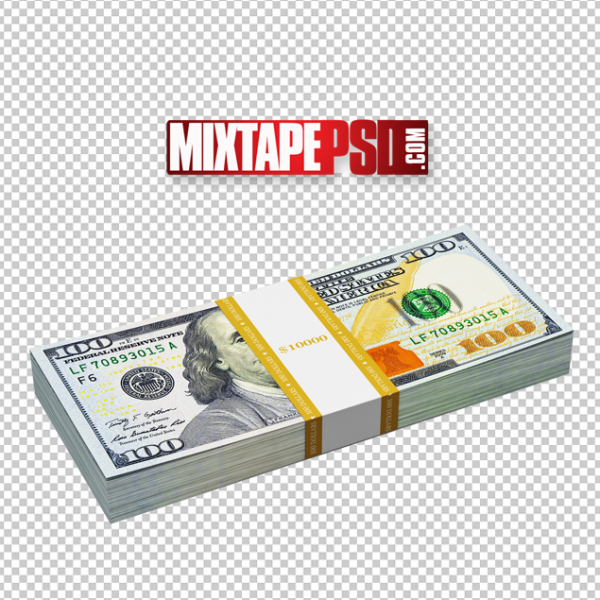 HD Money Stack Template 2