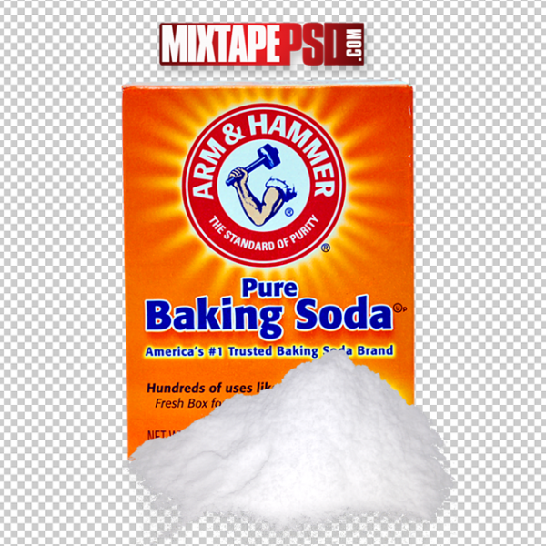 Baking Soda Box PNG
