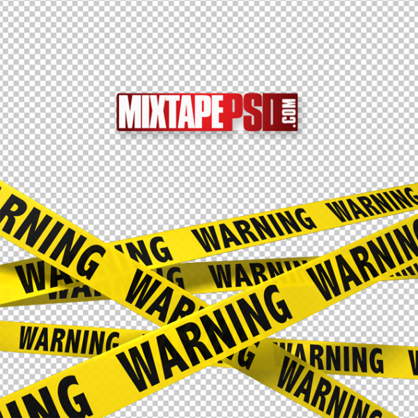 Caution Tape Zone Template