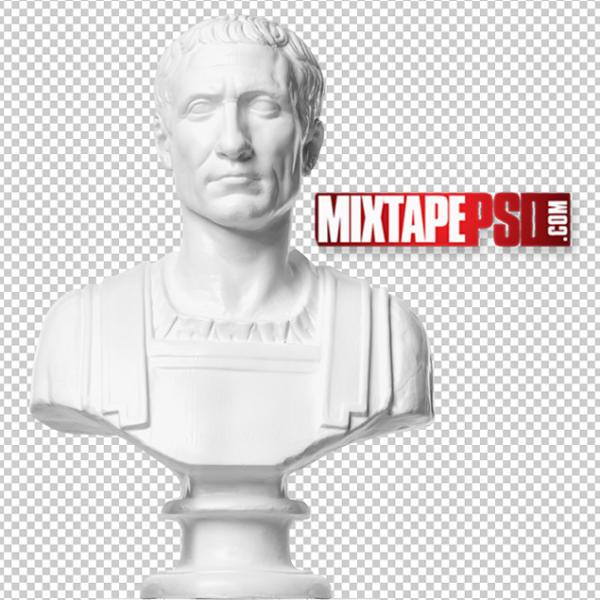 Ceasar Statue Template