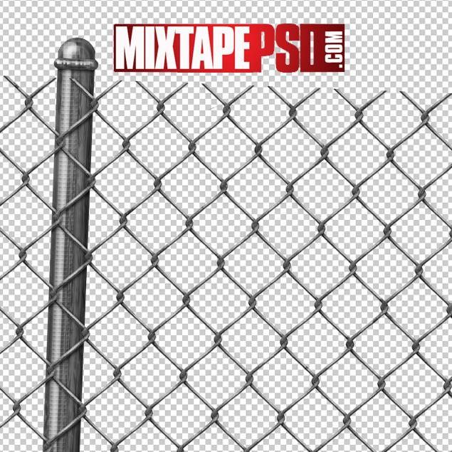 Chain Fence Template - MIXTAPEPSDS COM