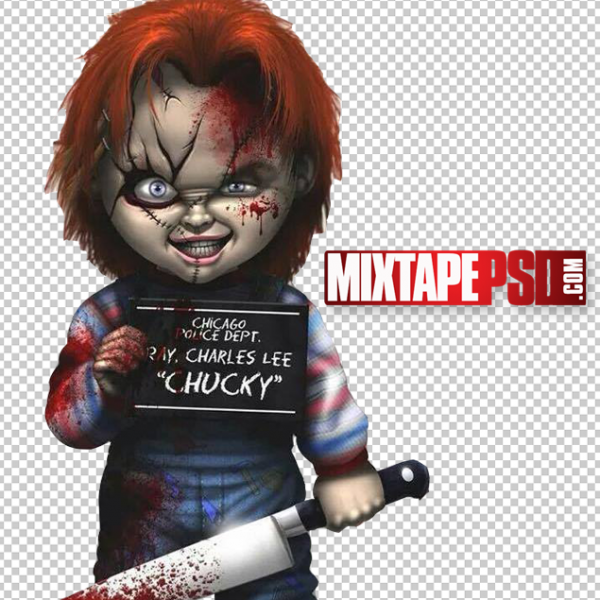 Chucky Cut Out PNG
