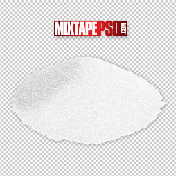 Powdered Cocaine PNG