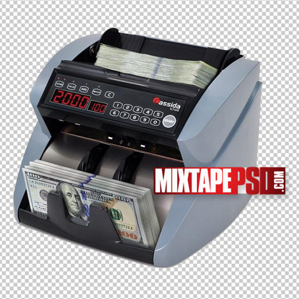 Currency Money Counter Template