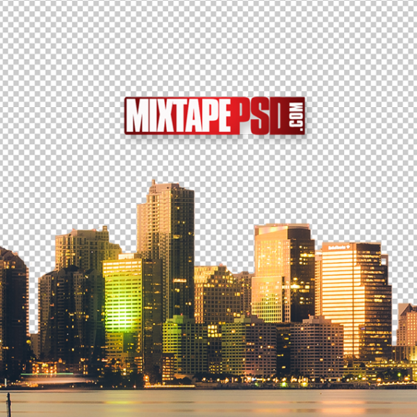 Cut Out City Template 2
