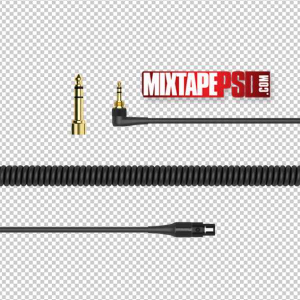 Earphone Cable Template 2