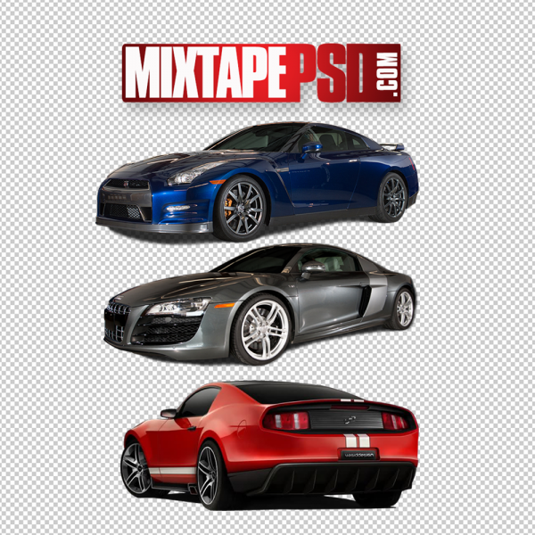 Exotic Cars PNG Image