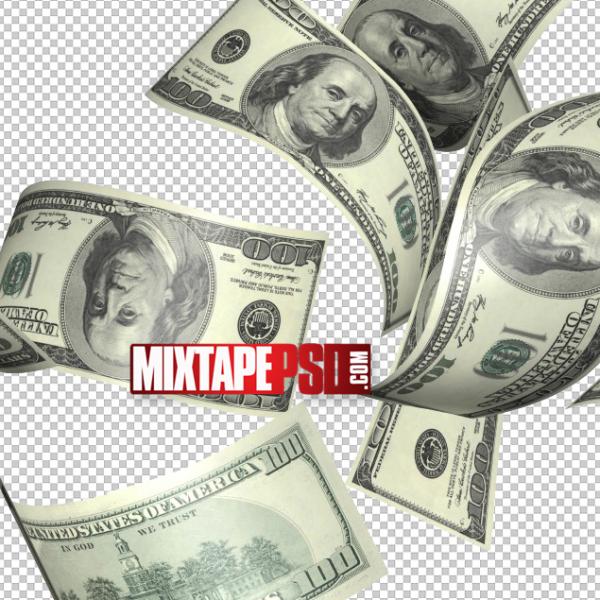 Falling Money Template 2
