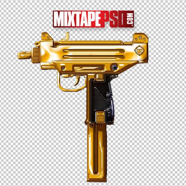 Gold Trap Machine Gun Template