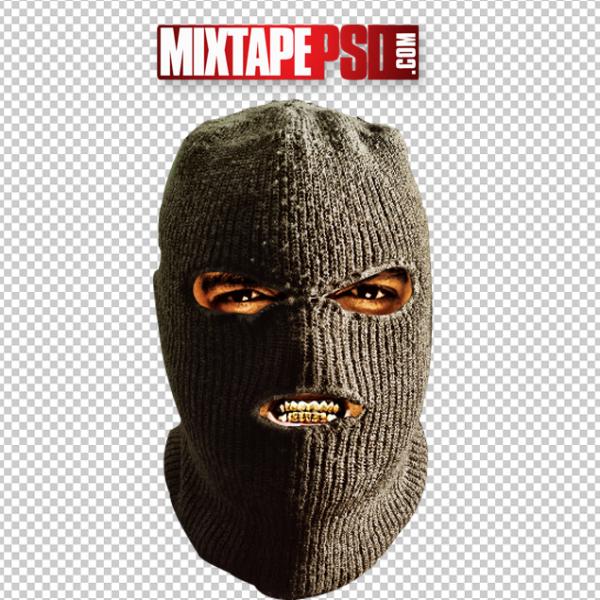 Goon Ski Mask PNG