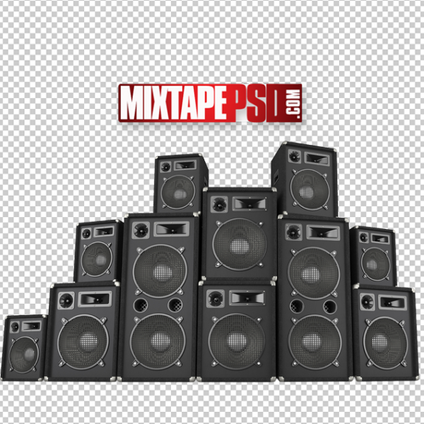 Group of Speakers Template