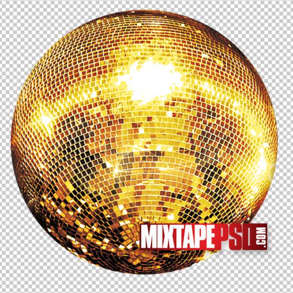 HD Disco Ball Template 2