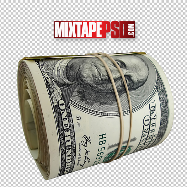 HD Money Roll Template 2