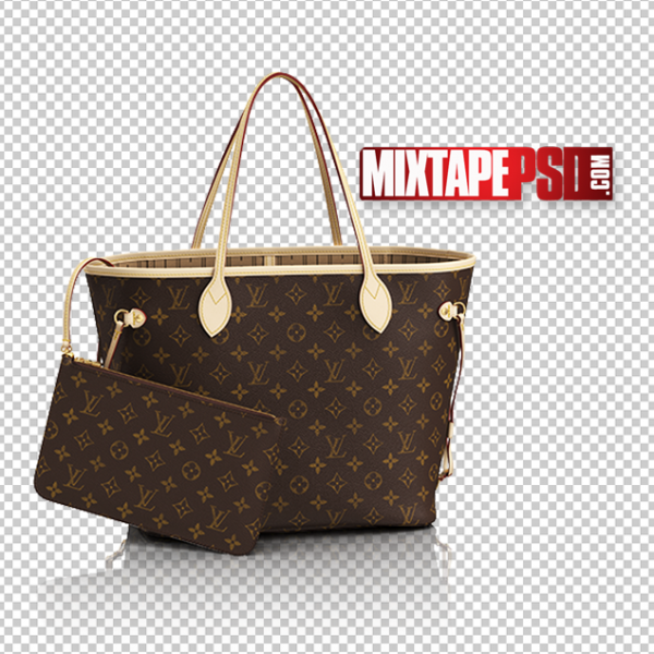 Louie Vuitton Bag Template