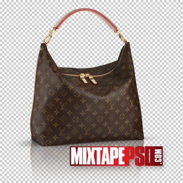Louis Vuitton Bag Template 3