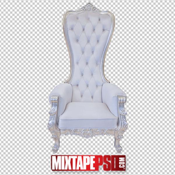 Luxury White Chair