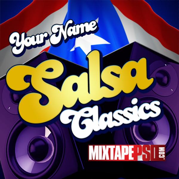 Free Mixtape Template Salsa Classics, Album Covers, Graphic Design, Graphic Designer, How to Make a Mixtape Cover, Mixtape, Mixtape cover Maker, Mixtape Cover Templates, Mixtape Covers, Mixtape Designer, Mixtape Designs, Mixtape PSD, Mixtape Templates, Mixtapepsd, Mixtapes, Premade Mixtape Covers, Premade Single Covers, PSD Mixtape, Custom Mixtape