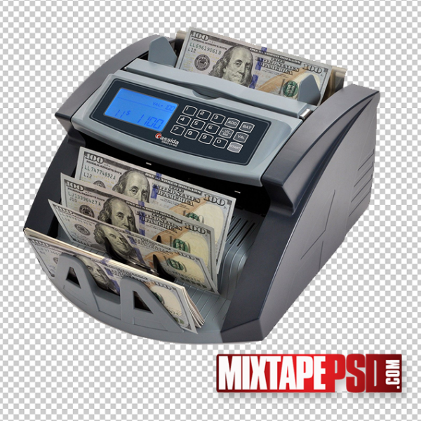 Currency Money Counter Template 2