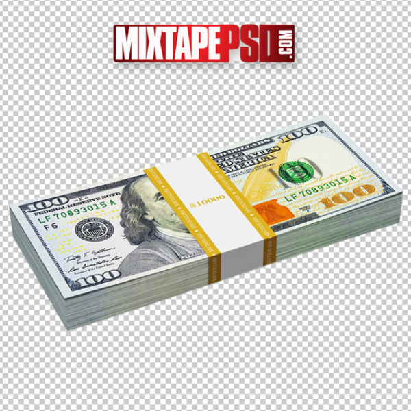 Money Stack Template 8