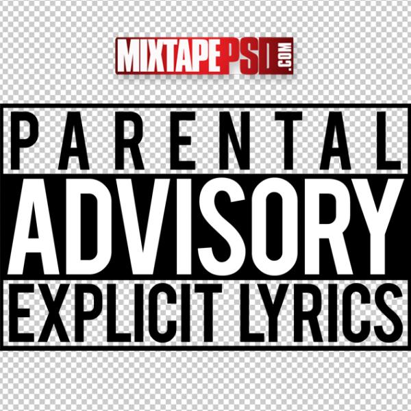 Parental Advisory Template 2