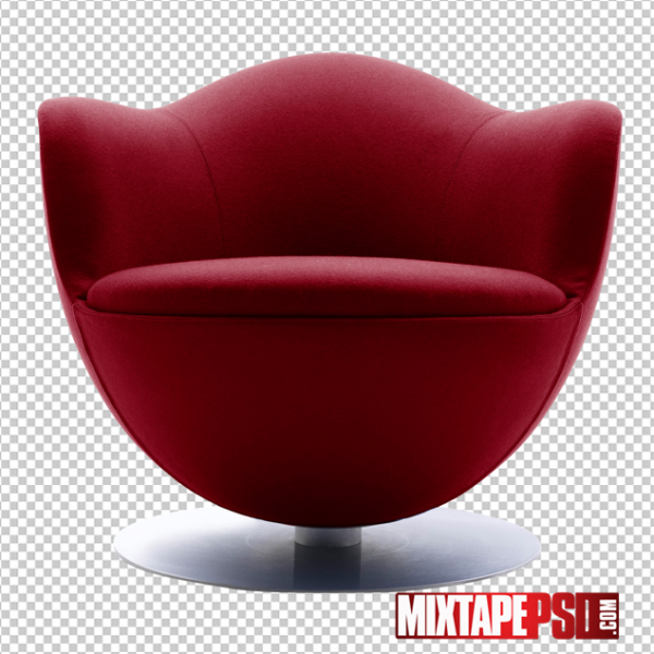 Red Chair PNG