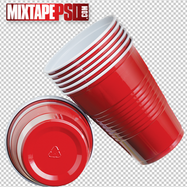 Red Solo Cups PNG