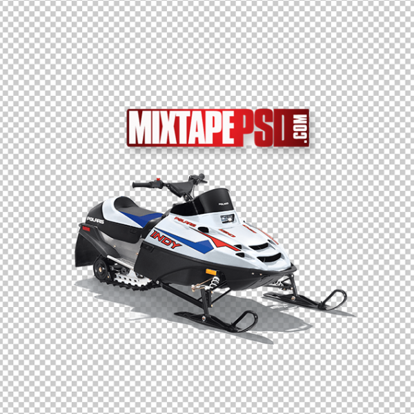 Ski Mobile PNG