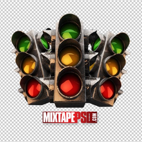 Traffic Street Lights 2