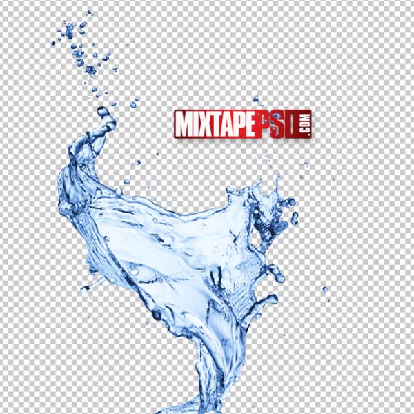 Water Splash PNG 5