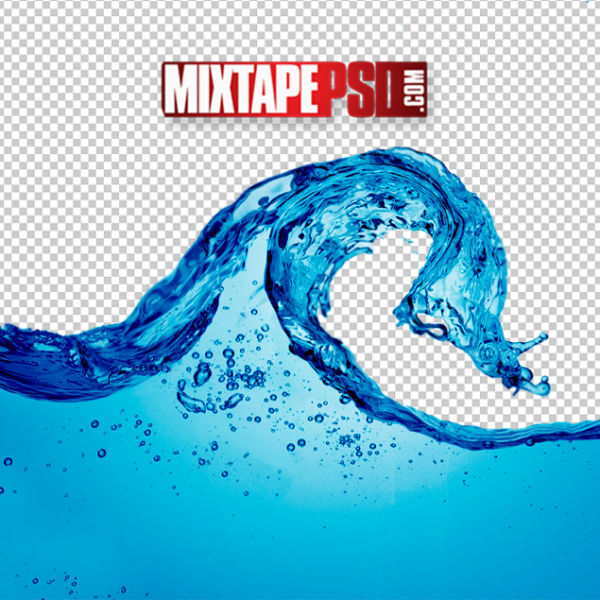 Water Wave PNG