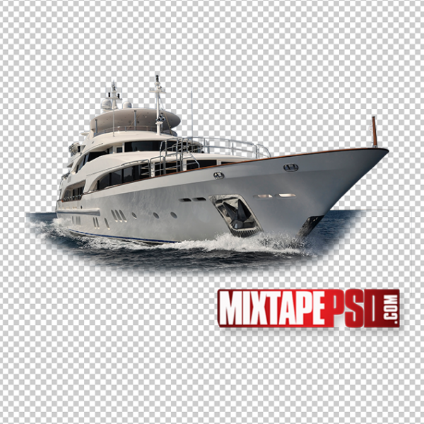 Yacht Boat PNG