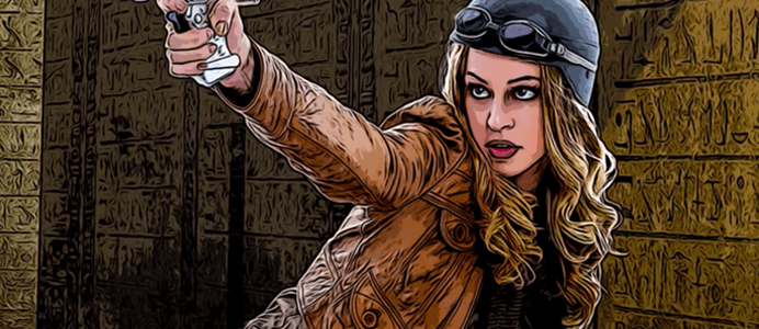 How to Make Comic Book Drawings in Photoshop