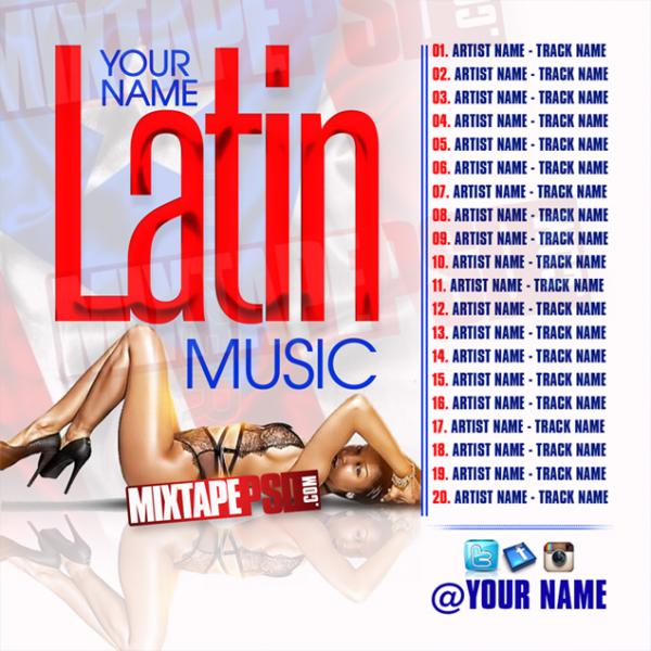 Mixtape Template Latin Music w Track list, Album Covers, Graphic Design, Graphic Designer, How to Make a Mixtape Cover, Mixtape, Mixtape cover Maker, Mixtape Cover Templates, Mixtape Covers, Mixtape Designer, Mixtape Designs, Mixtape PSD, Mixtape Templates, Mixtapepsd, Mixtapes, Premade Mixtape Covers, Premade Single Covers, PSD Mixtape, free mixtape cover psd templates