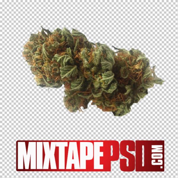 Marijuana Bud PNG