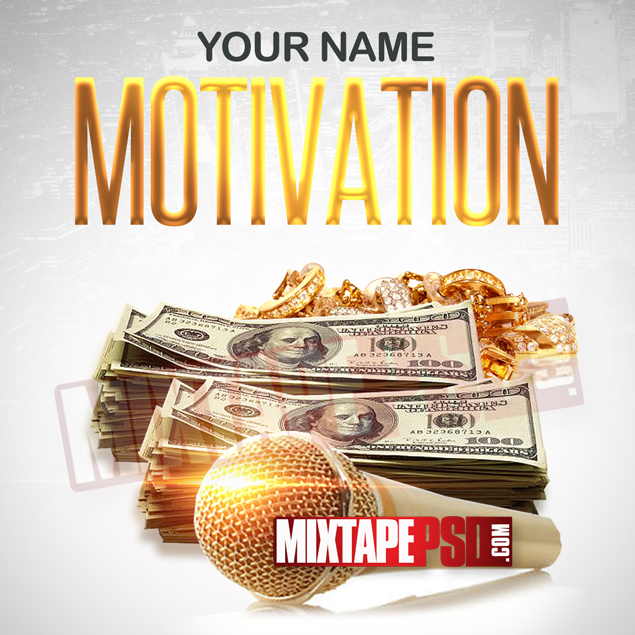 Mixtape Template Motivation