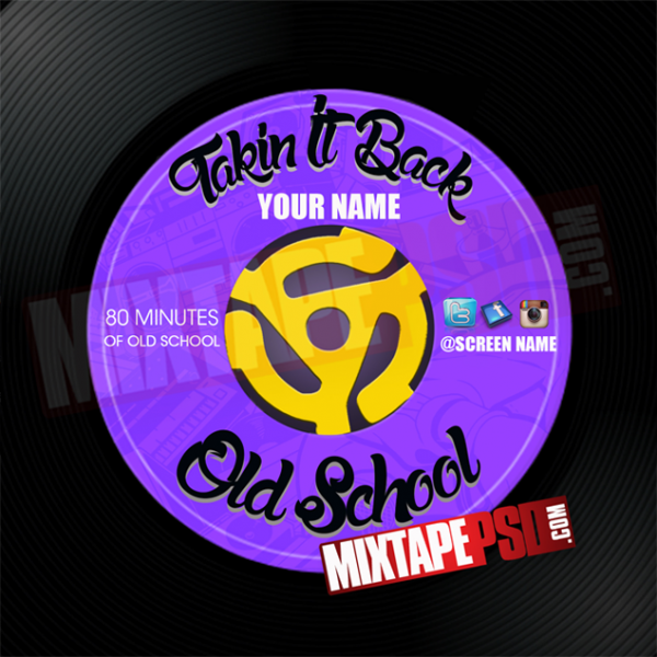 Free Mixtape Cover PSD Template Old School, Album Covers, Graphic Design, Graphic Designer, How to Make a Mixtape Cover, Mixtape, Mixtape cover Maker, Mixtape Cover Templates, Mixtape Covers, Mixtape Designer, Mixtape Designs, Mixtape PSD, Mixtape Templates, Mixtapepsd, Mixtapes, Premade Mixtape Covers, Premade Single Covers, PSD Mixtape, Custom Mixtape