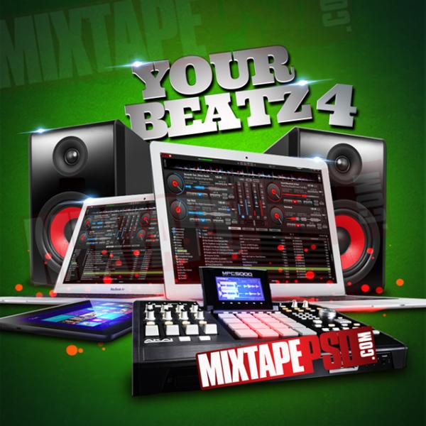 Mixtape Template Your Beats 4
