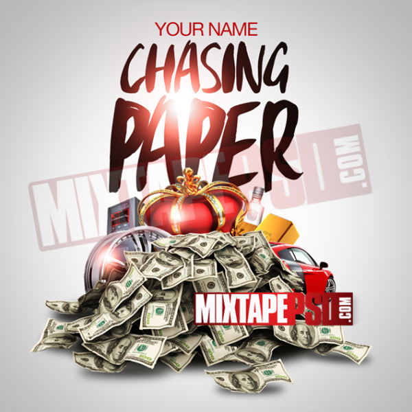 Mixtape Cover Template Paper Chasing 3, Album Covers, Graphic Design, Graphic Designer, How to Make a Mixtape Cover, Mixtape, Mixtape cover Maker, Mixtape Cover Templates, Mixtape Covers, Mixtape Designer, Mixtape Designs, Mixtape PSD, Mixtape Templates, Mixtapepsd, Mixtapes, Premade Mixtape Covers, Premade Single Covers, PSD Mixtape, Custom Mixtape Covers