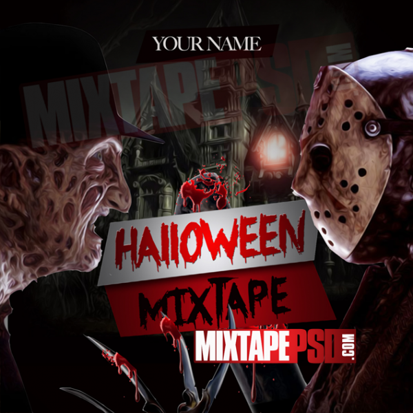 Mixtape Cover Template Halloween Mixtape 2, Album Covers, Graphic Design, Graphic Designer, How to Make a Mixtape Cover, Mixtape, Mixtape cover Maker, Mixtape Cover Templates, Mixtape Covers, Mixtape Designer, Mixtape Designs, Mixtape PSD, Mixtape Templates, Mixtapepsd, Mixtapes, Premade Mixtape Covers, Premade Single Covers, PSD Mixtape, Custom Mixtape