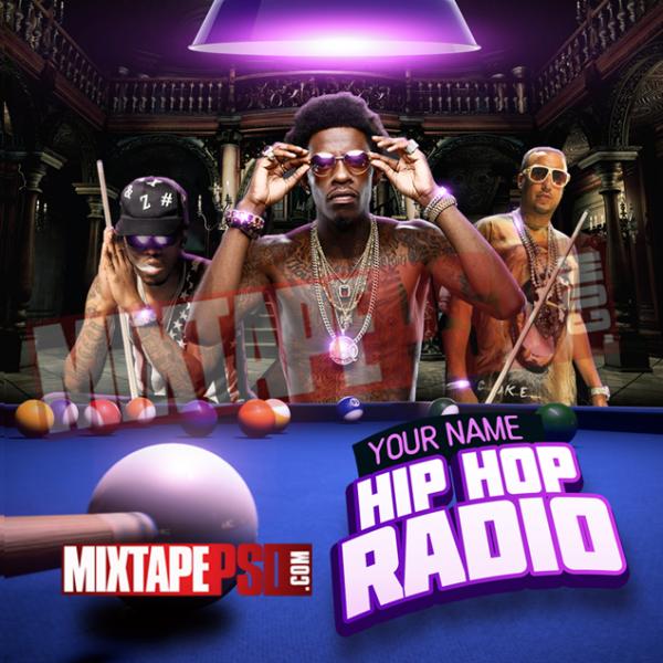 Mixtape Template Hip Hop Radio 48, Album Covers, Graphic Design, Graphic Designer, How to Make a Mixtape Cover, Mixtape, Mixtape cover Maker, Mixtape Cover Templates, Mixtape Covers, Mixtape Designer, Mixtape Designs, Mixtape PSD, Mixtape Templates, Mixtapepsd, Mixtapes, Premade Mixtape Covers, Premade Single Covers, PSD Mixtape, Custom Mixtape Covers