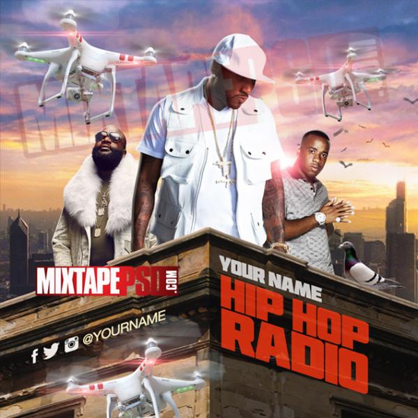 Mixtape Cover Template Hip Hop Radio 52, Album Covers, Graphic Design, Graphic Designer, How to Make a Mixtape Cover, Mixtape, Mixtape cover Maker, Mixtape Cover Templates, Mixtape Covers, Mixtape Designer, Mixtape Designs, Mixtape PSD, Mixtape Templates, Mixtapepsd, Mixtapes, Premade Mixtape Covers, Premade Single Covers, PSD Mixtape, Custom Mixtape Covers