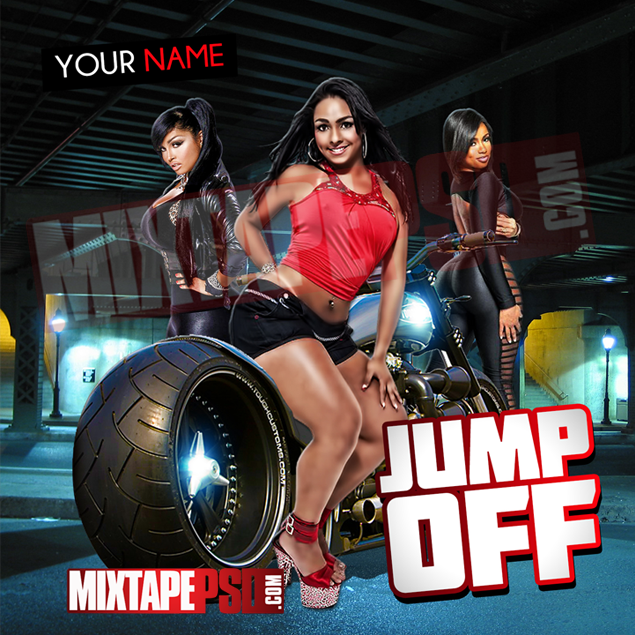 Mixtape Cover Template Jump Off 12 Best Graphic Designs Mixtapepsds