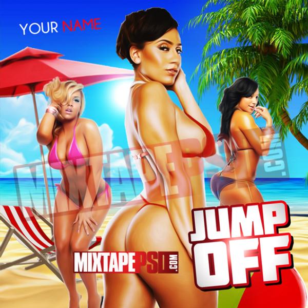 Mixtape Cover Template Jump Off 14