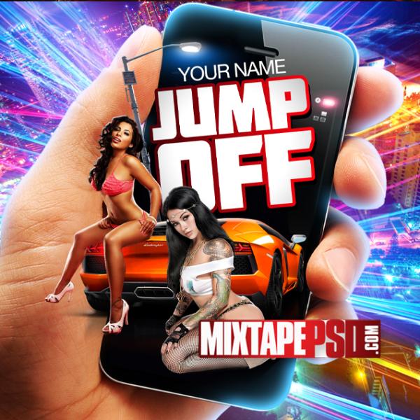 Mixtape Template Jump Off 16, Album Covers, Graphic Design, Graphic Designer, How to Make a Mixtape Cover, Mixtape, Mixtape cover Maker, Mixtape Cover Templates, Mixtape Covers, Mixtape Designer, Mixtape Designs, Mixtape PSD, Mixtape Templates, Mixtapepsd, Mixtapes, Premade Mixtape Covers, Premade Single Covers, PSD Mixtape,