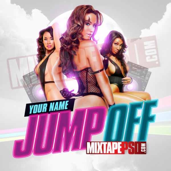 Mixtape Cover Template Jump Off 9